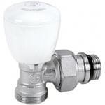 Giacomini chrome rad valves hydronics